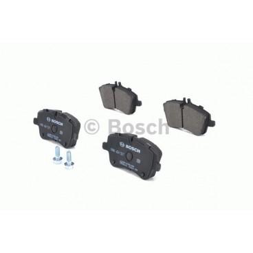 kit de plaquettes de frein ref 01 986 424 5170 bosch. Black Bedroom Furniture Sets. Home Design Ideas