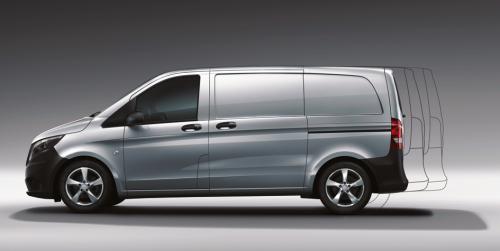 Zoom sur les trois générations du Mercedes Vito